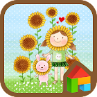 For your sunflower dodol theme icon