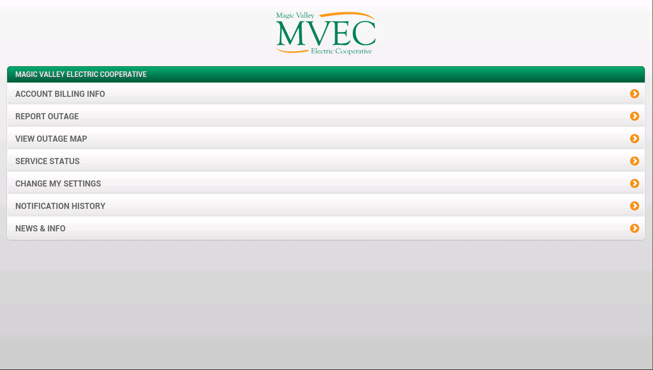 MVEC- screenshot