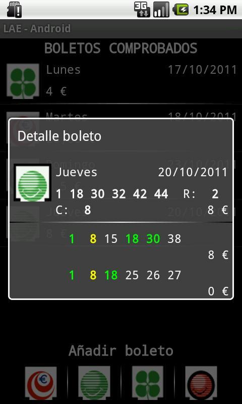 LAE_Android- screenshot