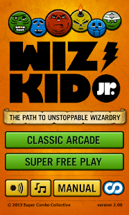 Wiz Kid Jr. - Match 3 Magic!- screenshot thumbnail