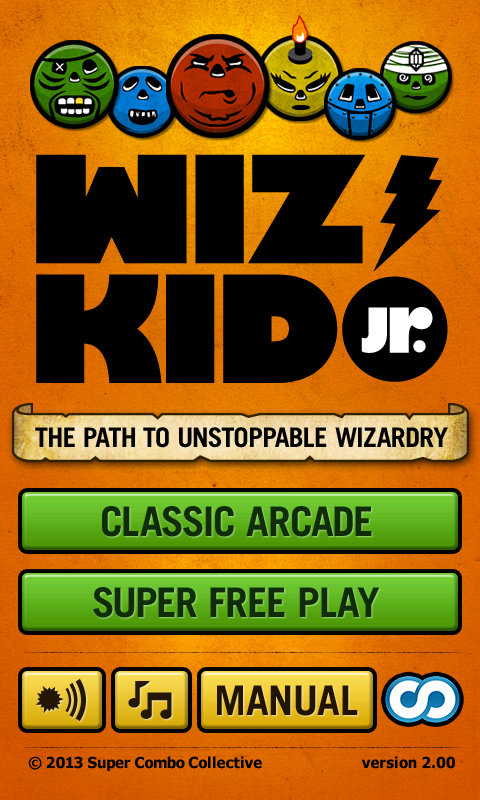 Wiz Kid Jr. - Match 3 Magic!- screenshot