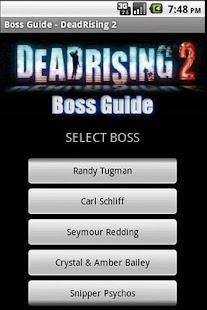Dead Rising 2 Boss Guide - screenshot thumbnail