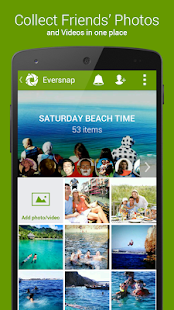 Eversnap Private Photo Album - screenshot thumbnail