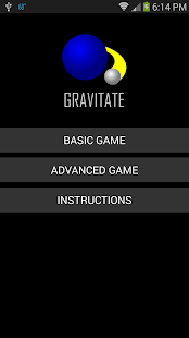 Gravitate - screenshot thumbnail