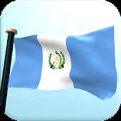 Guatemala Flag 3D Free