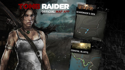 Official Tomb Raider™ Map App