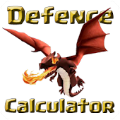 APK App CoC Defence Calculator for iOS
