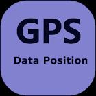 GPSDataPosition icon