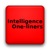 Intelligence One-liners