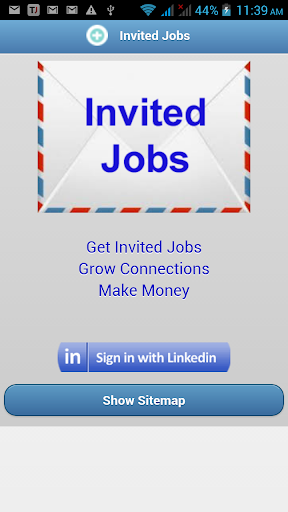 Invited Jobs