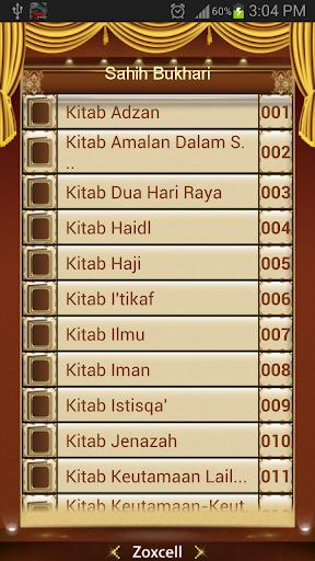 Sahih Al Bukhari Indonesia