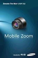Screenshot of MobileZoom