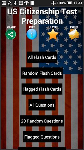 Free US Citizenship App 2015