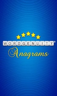 Wordgenuity® Anagrams Lite- screenshot thumbnail