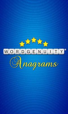 Wordgenuity® Anagrams Lite - screenshot