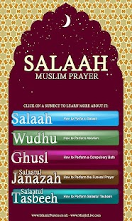 Salaah: Muslim Prayer- screenshot thumbnail