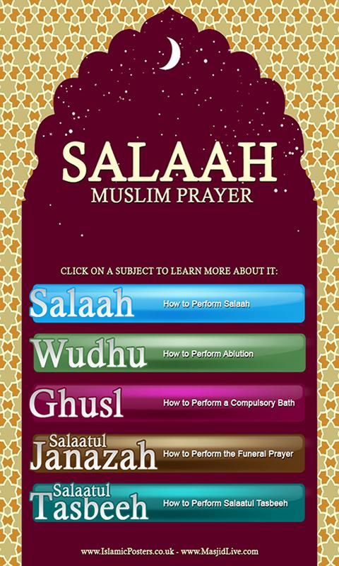 Salaah: Muslim Prayer- screenshot