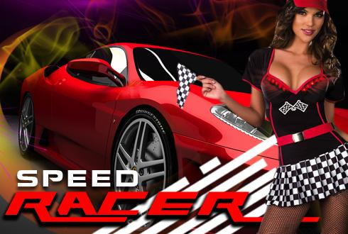 Crazy Out Run Racing 3D