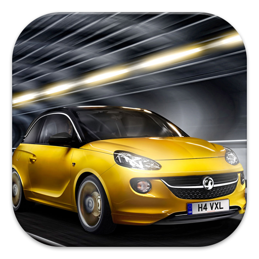 Fast Car Driving City LOGO-APP點子
