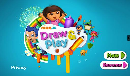 Nick Jr Draw Play HD