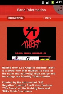 Identity Theft - screenshot thumbnail