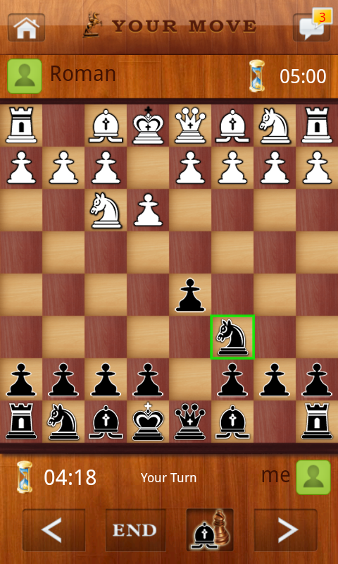Chess Live- screenshot