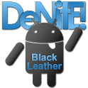 Leather Blue CM11/AOKP Theme icon
