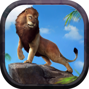 Angry & Wild Lion Simulator for PC and MAC