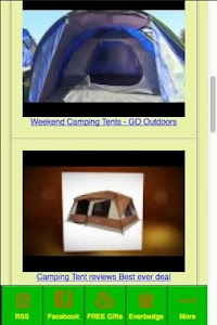 Tents screenshot 2