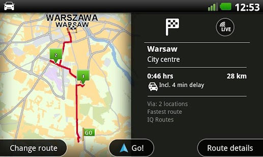 TomTom Eastern Europe - screenshot thumbnail