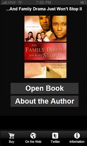 Family Drama II Serial Novel