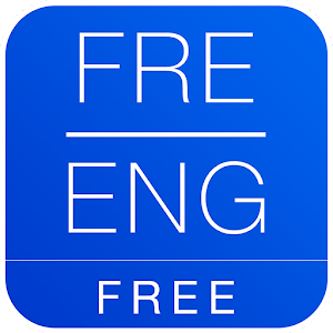 Dictionary French English Free 書籍 App LOGO-硬是要APP