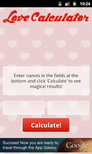 Fun Love Calculator Free
