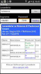 Pronti Web- miniatura screenshot