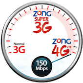 Zong 3G 4G Packages