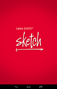 Leica DISTO™ sketch - screenshot thumbnail