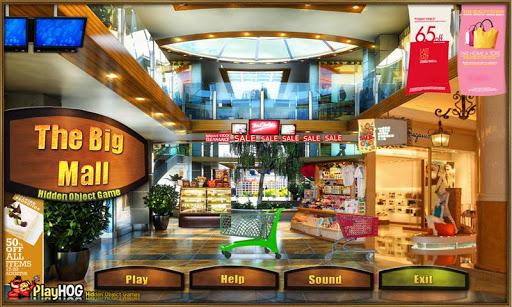 大商場 - 隱藏的對象遊戲