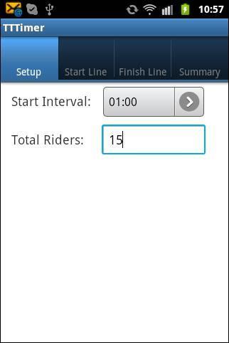 TT Timer Cycling Stop watch