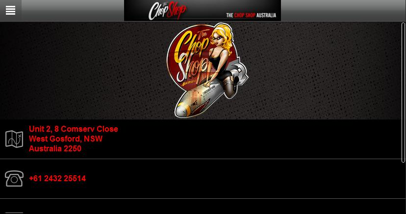 The Chop Shop - screenshot