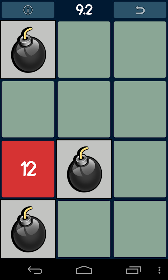 Tap Tiles- screenshot
