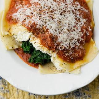 Soup Bowl Lasagna