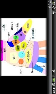 Hand Reflexology- screenshot thumbnail