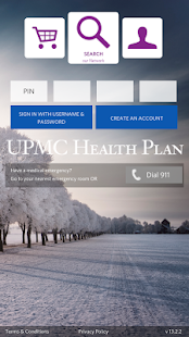 UPMC Health - screenshot thumbnail