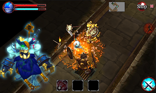 Dungeon Blaze - RPG v1.5 (Mod Money)