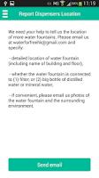 Screenshot of Water for Free - Dispenser Map