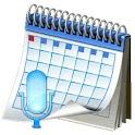 Vocal Voice Calendar icon