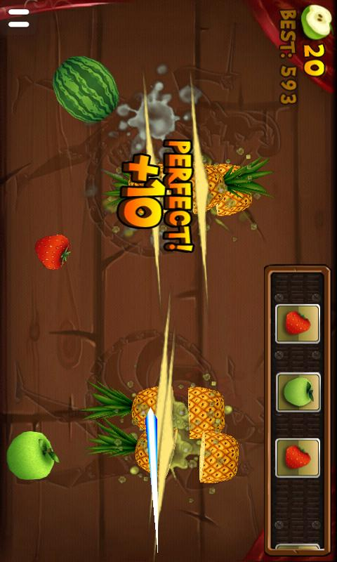 Fruit Slice - screenshot