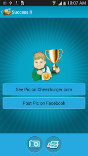 Cheezburger - screenshot thumbnail