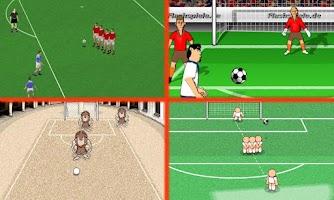 Screenshot of Soccer games free