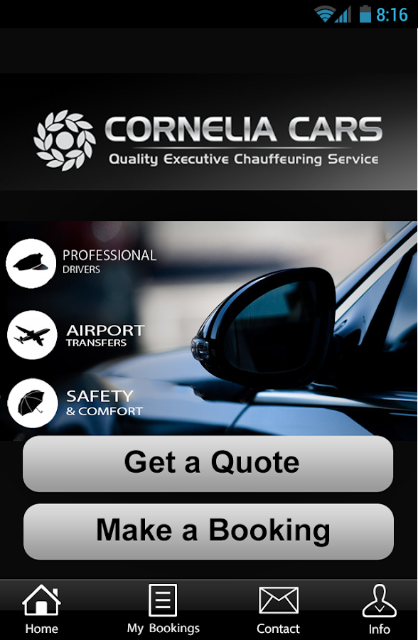 Cornelia Cars- screenshot